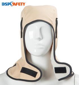 Cold Fire Proof  Thermal Hood BOA Wool Warm Winter Neck Cape Helmet Flame Retardant Welder Cap Insulated FR Cotton Welding Hat