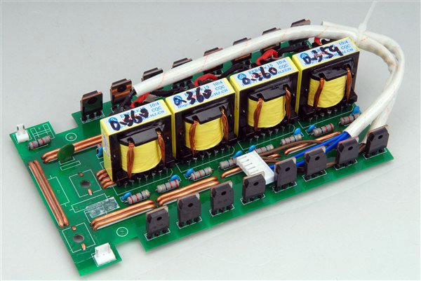 Field-effect tube ZX7 250A(380V) middle PCB for MOSFET-controlled inverter welder um150cdy 10 100% import authentic field effect module inverter
