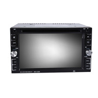 2017 Nieuwe 2 DIN Auto Dvd-speler Dubbele Radio Stereo In Dash MP3 Hoofd CD Camera Parking HD Video Audio 800x480 Touch Screen