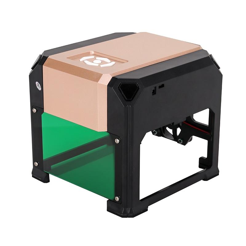 Cutter Laser-Engraving-Machine Engraver Mark Printer Woodworking 3000mw Cnc Laser Diy Logo