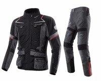 Новый SCOYCO мотоциклетные одежда для мужчин падение локомотив защиты куртки четыре непромокаемые теплые