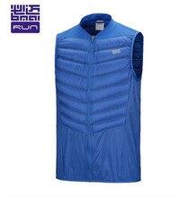 Bmai men winter down vest men ultralight sleeveless jacket waistcoat running duck down vest comfortable men