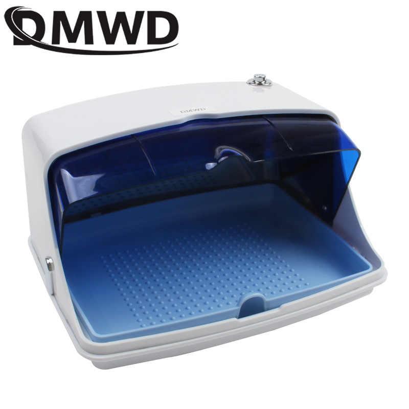 DMWD УФ дезинфекции кабинета полотенца зубная щётка озона стерилизатор миниатюрное нижнее белье маникюрный спа салон стерилизации 110 В 220 ЕС США plug