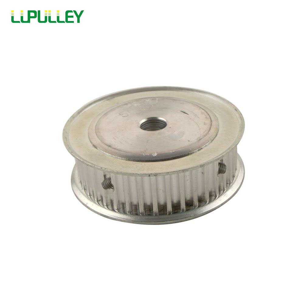 5M HTD5M Aluminum Timing Belt Pulley 40 Teeth 17mm Bore 16mm width Stepper Motor