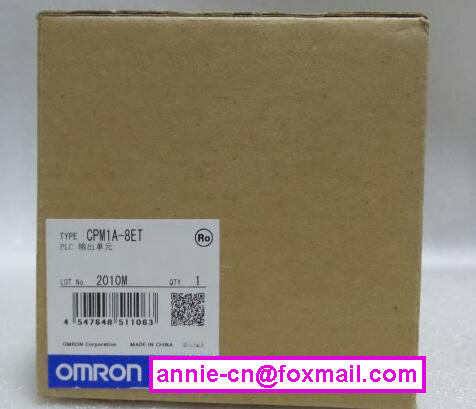 ФОТО CPM1A-8ED  New and original  OMRON PLC CONTROLLER  INPUT UNIT