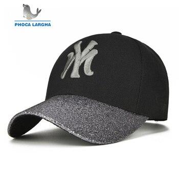 1d02d0115ceee Nueva Casual béisbol Gorras de moda Snapback sombreros de las mujeres de  los hombres-Bordado de Hockey ajustable sombrero para los hombres las  mujeres ...