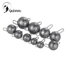 QUIANTU 10Pcs/lot Lead hook 2g 3g 5g 8g 10g 12g Jig Head Lead Deep Water Bullet Weight Soft Lure Baits Texas Fishing Accessories outkit 10pcs lot copper lead sinker weights 10g 7g 5g 3 5g 1 8g sharped bullet copper fishing accessories fishing tackle