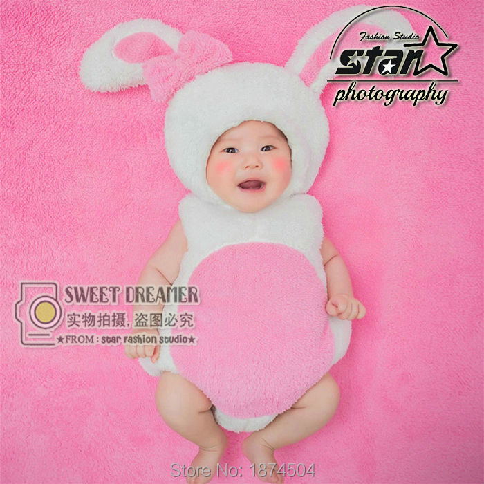 Newborn Baby Girls Boys Clothing 3D Ear Romper Cotton Sleeveless Jumpsuit Playsuit Bunny Outfits One Piecer Clothes With Blanket 2016 hot selling baby kids girls one piece sleeveless heart dots bib playsuit jumpsuit t shirt pants outfit clothes 2 7y