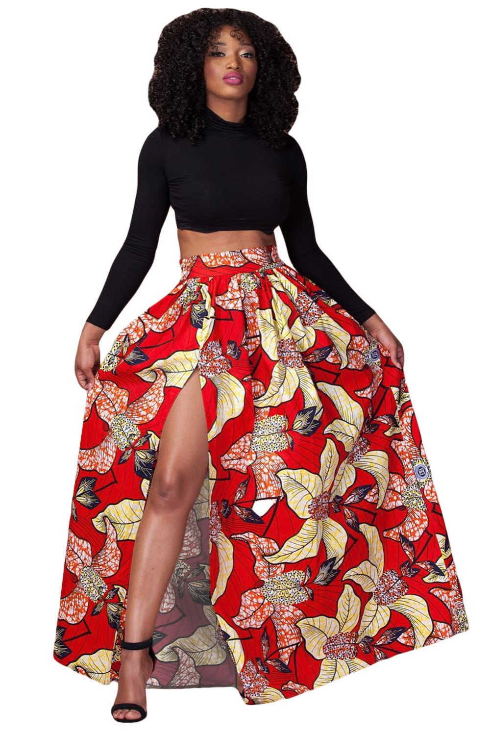 Online Get Cheap Long Floral Skirts -Aliexpress.com | Alibaba Group