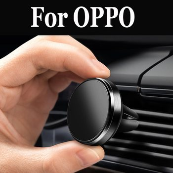 Car Magnetic Vent Mount Holder Stand Cell Phone For OPPO R9s R9s Plus F3 Plus R11