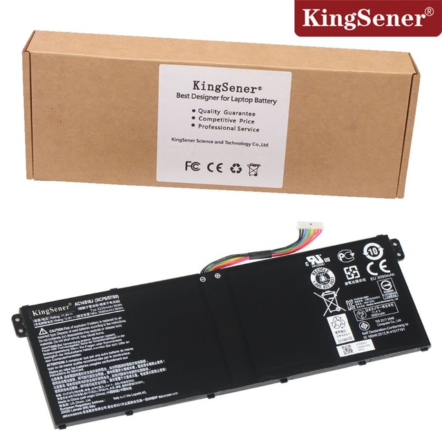 Original KingSener New AC14B18J Battery for Acer Aspire E3-111 E3-112 E3-112M ES1-511 TravelMate B115-M B115-MP AC14B18J AC14B8K