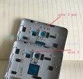 Original redmi note 3 cáscara trasera de metal puerta de la batería de vivienda caso de la cubierta para xiaomi redmi note 3 pro audio + botones de llaves del cargador