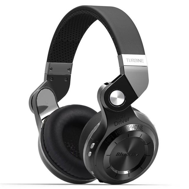 Marca Bluedio T2S (Shooting Brake) fones de ouvido estéreo Bluetooth fones de ouvido sem fio Bluetooth 4.1 fones de ouvido fone de ouvido sobre a Orelha