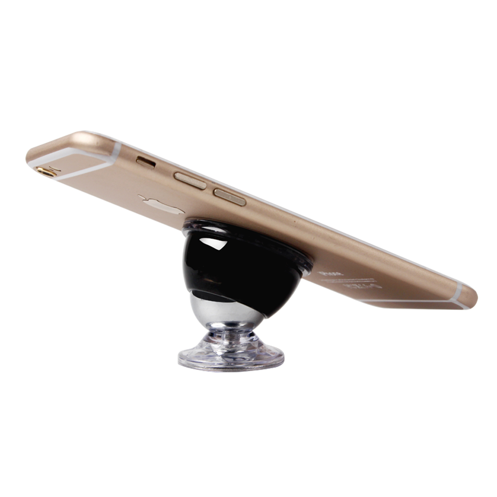 360 Degrees Rotation Magnetic Mobile Phone Stand for Smartphone Car-styling Support GPS Holder Car Dashboard Phone Holder