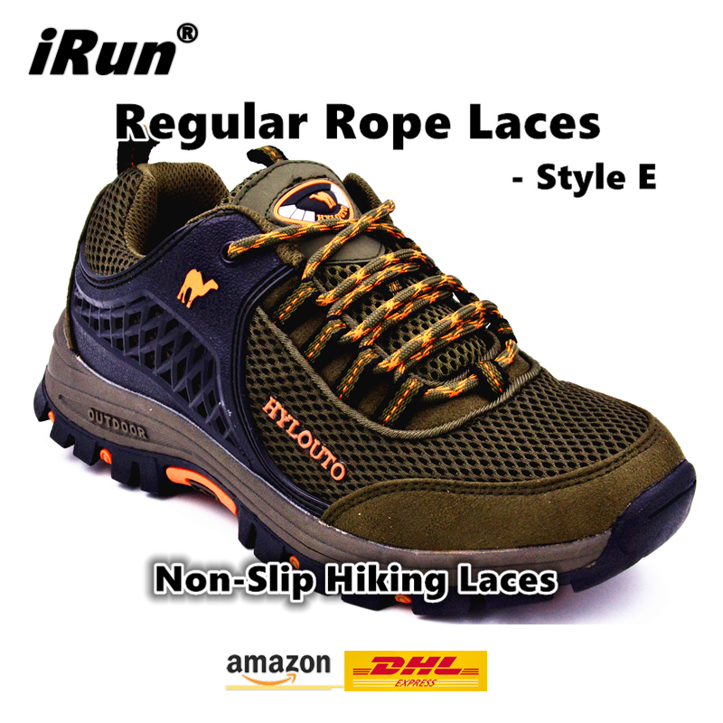 36639bc65c66 5000pair lot Premium Non Slip Round Wave Shoe Laces for Sneakers Boots Laced  Up Laces Round Rope Cord DHL FREE SHIPPING on Aliexpress.com