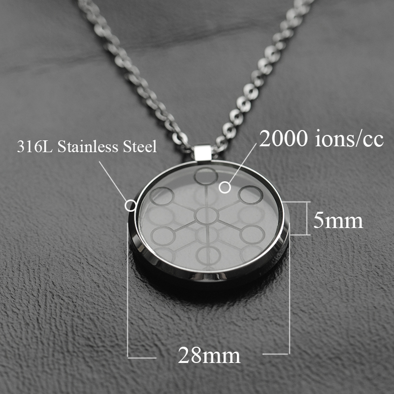 2000cc high ion bio chi quantum pendant scalar energy with stainless 2000cc high ion bio chi quantum pendant scalar energy with stainless steel necklace chain via aliexpress standard shipping 30027 in pendant necklaces from aloadofball Gallery