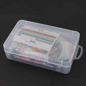 Image 5 - Starter Kit for Ar du ino Resistor /LED / Capacitor / Jumper Wires / Breadboard resistor Kit with Retail Box