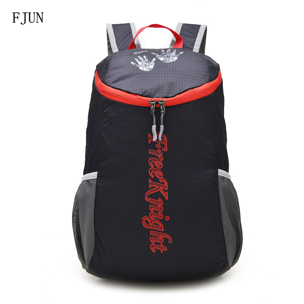 Ultra-light Waterproof Folding Nylon Backpack For Women Men Unisex Camping Mountaineering Travel Outdoor Sport Bag FK34