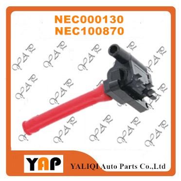 New High Quality Ignition Coil FOR FITRover 25 45 200 400Tourer Coupe 1.8L L4 NEC000130 NEC100870 1995-2005