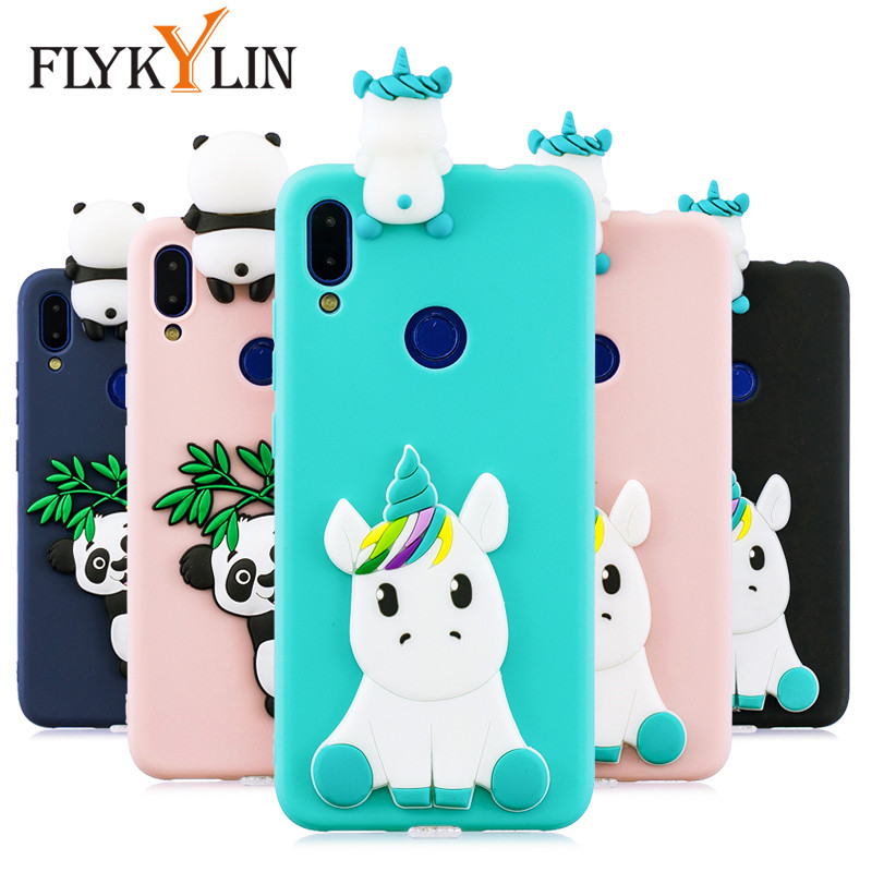 Phone Bags & Cases Knowledgeable Flykylin Unicorn Case For Xiaomi Redmi Note 7 Case For Redmi 6 Pro Cover On Redmi 5 Plus 5a Capa Panda 3d Toys Silicone Coque Easy To Lubricate Cellphones & Telecommunications