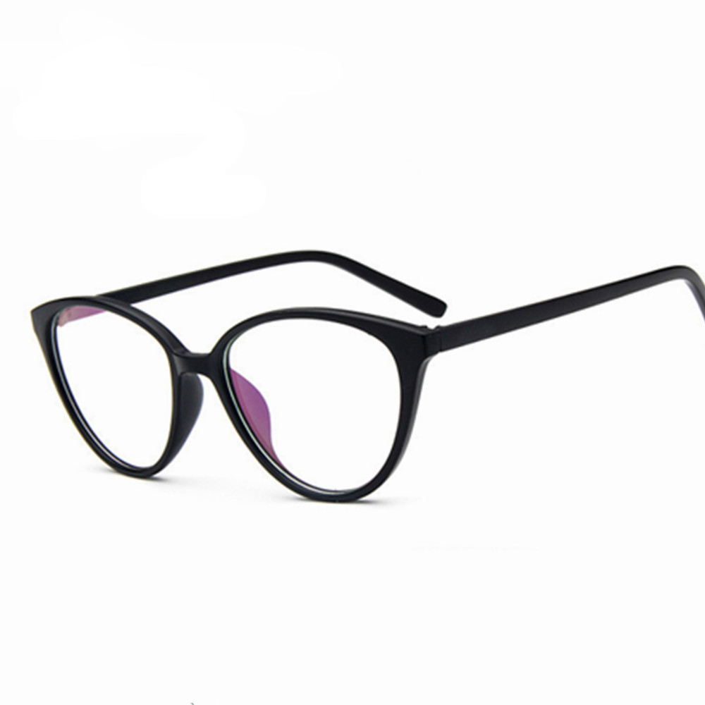 baf8222eb2 Beautiful Frame Brand Eye Glasses Frame Women Fashion Men cat Eyeglasses  Optical Eyewear Oculos .