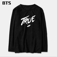 BTS 아비치 긴 셔츠 남성 힙합 패션 브랜드