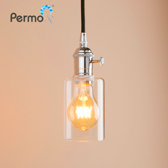 Permo vintage antique bronze pendant lights luminaire retro glass permo vintage antique bronze pendant lights luminaire retro glass pendant ceiling lamps modern christmas decorations for aloadofball Choice Image