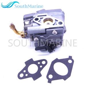 Image 5 - Buitenboordmotor F2.6 04000200 Carburateur Assy en F2.6 04000018 F2.6 04000010 Pakkingen voor Parsun 4 takt F2.6 Boot Motor