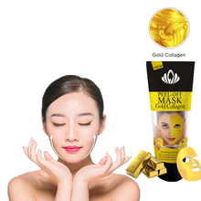 Real 24K Gold Collagen Mask Moisturizing Oil-control Sheet Anti-Aging Smooth Skin Korea Cosmetics Facial Neck 120g