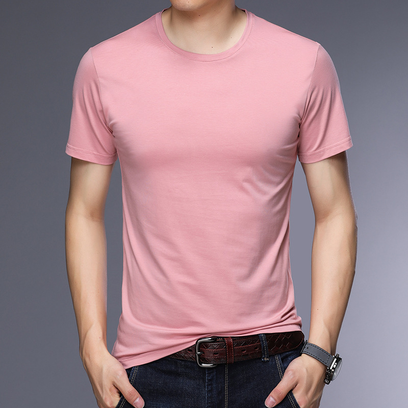 2019 New Summer Men's Short Sleeve Polo Shirts Fashion Casual High Quality Men's Polos S-6XL 7