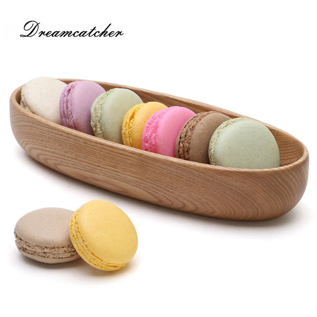 Top Technology Full Ashtree Design Macaron Trencher Cake Plate Boat Shape Wooden Bowl Tableware Wood Dishes  sc 1 st  AliExpress.com & Top Technology Full Ashtree Design Macaron Trencher Cake Plate Boat ...
