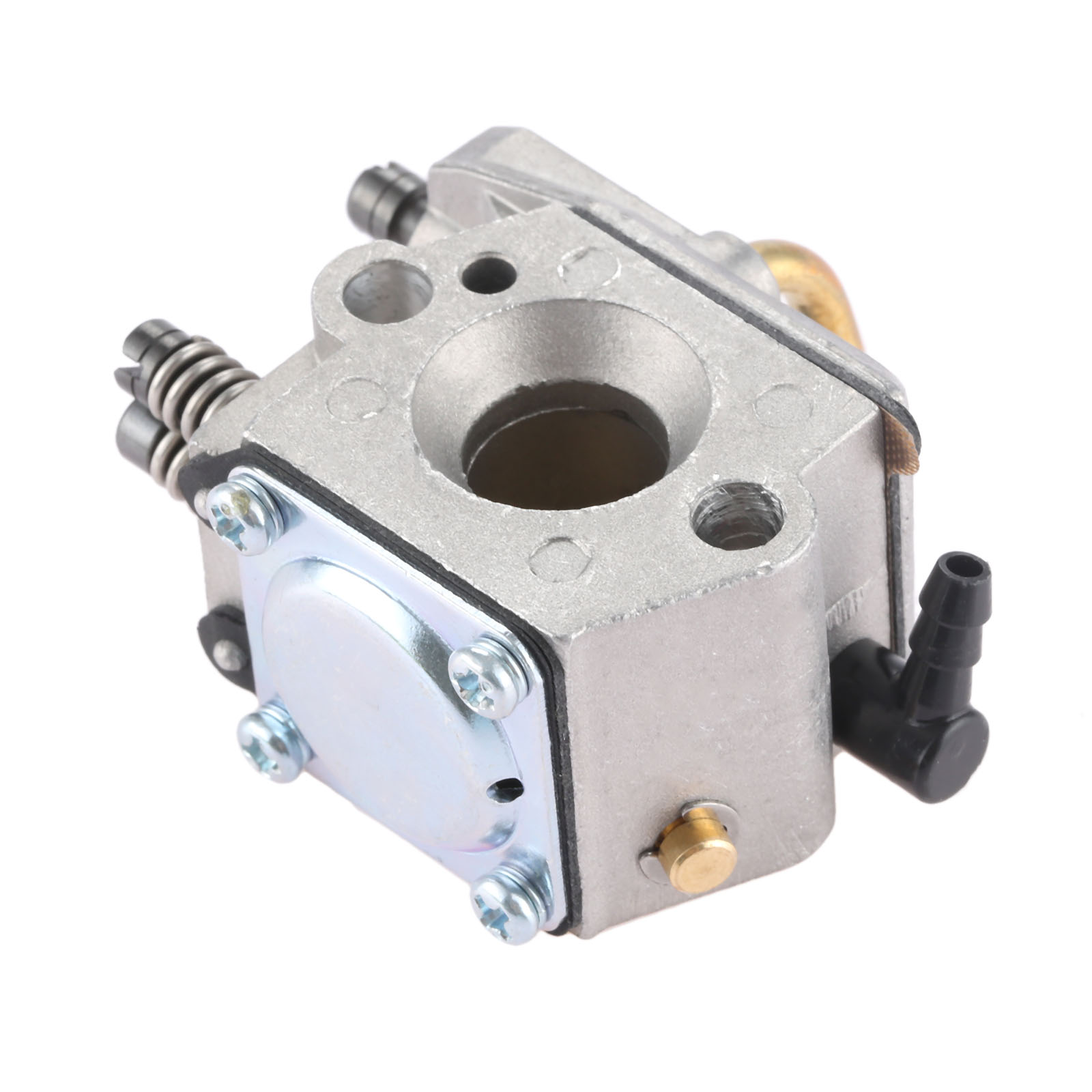 Image 4 - DRELD Carburetor For Stihl 024 026 MS240 MS260 024AV 024S Chainsaw 1121 120 0611 Replace OEM Walbro WT 194 WT 194 1 wt 22 Carb-in Chainsaws from Tools