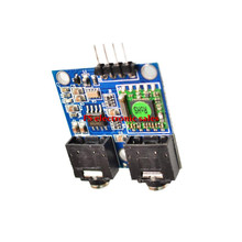 10 pcs TEA5767 FM Stereo Radio Module for Arduino 76-108MHZ With Free Cable Antenna