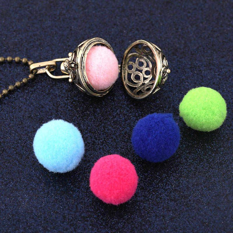 เม็กซิโก Chime 3D Aroma Vintage Locket สร้อยคอเพลงบอลการตั้งครรภ์สร้อยคอ Pentagram น้ำมันหอมระเหยกล่องตั้งครรภ์แฟชั่นเครื่องประดับ