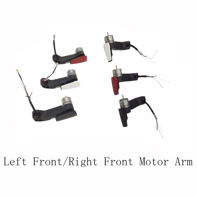 US $34 98 |XBERSTAR 100% Original Replacement Repair Parts for DJI Mavic  Air Drone Left Right Front Back Rear Motor Arm Accessories New-in Drone