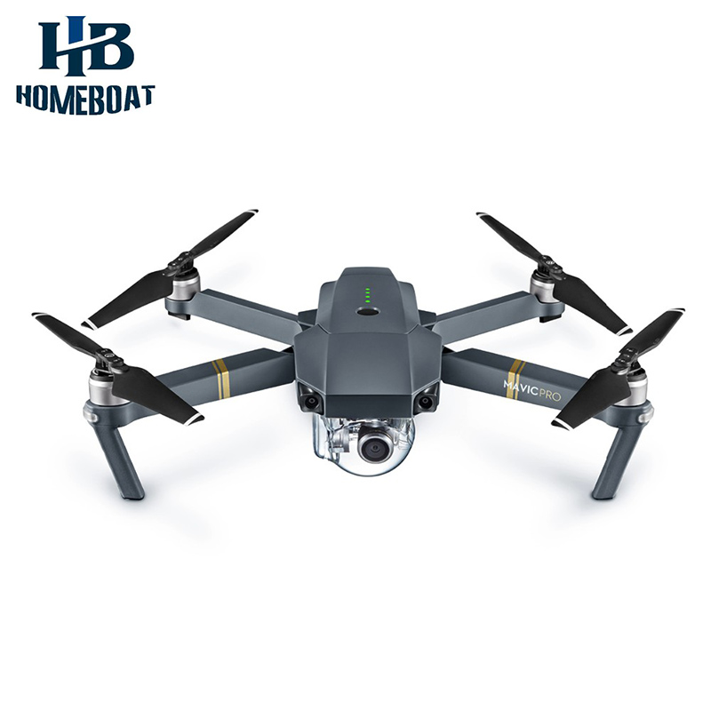 IN Stock DJI Mavic Pro Gimbal Stabilized Camera RC Quadcopter 4K HD font b Drone
