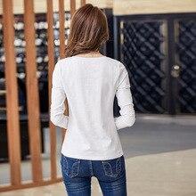Plus Size Cotton Tops For Elegant Women