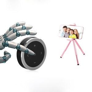Image 2 - Kebidu Senza Fili di Bluetooth Multimediale Pulsante Volante Multifunzione Remote Controller Con CR2032 Batteria a Bottone Per Auto Motor