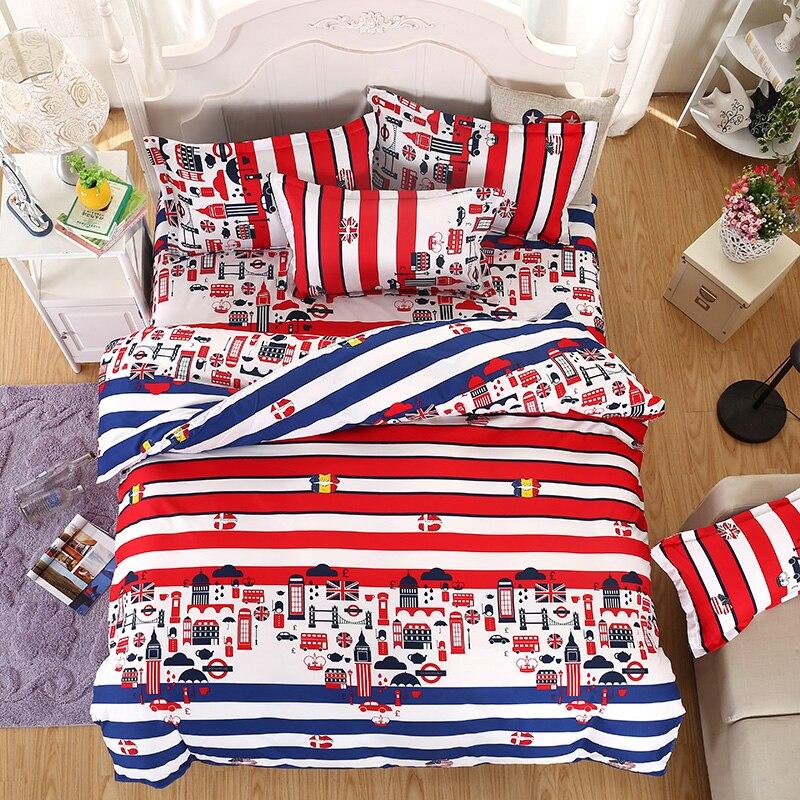 de invierno juego de cama ropa de cama ropa de cama funda nórdica fundas hoja d