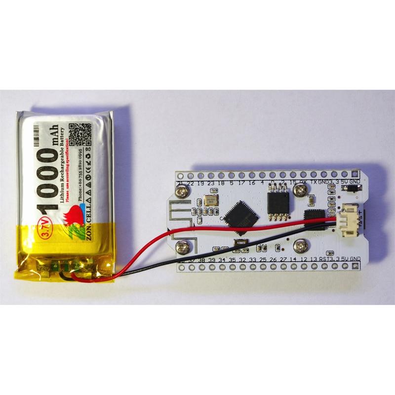 placa de desenvolvimento 915 mhz 868 mhz 433mhz