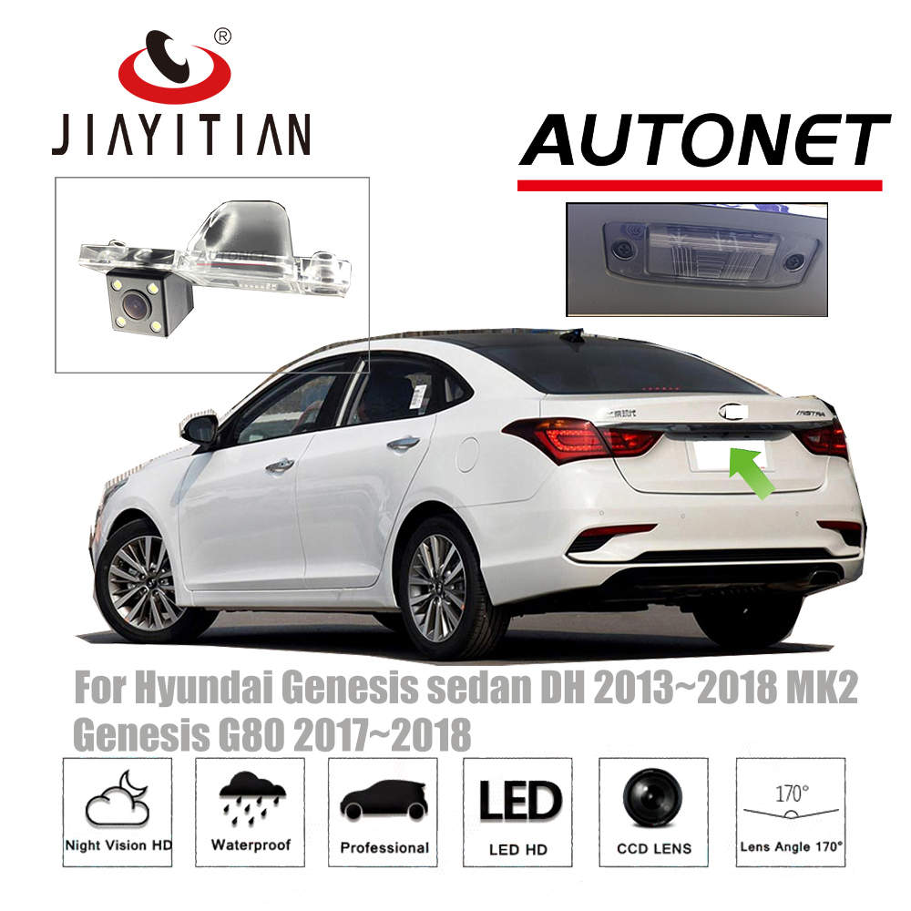 JIAYITIAN Rear Camera For Hyundai Genesis Sedan Mk2 DH
