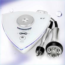 שימוש ביתי מיני 3 קוטב RF פנים קוטב RF עיצוב גוף הרזיה התחדשות עור יופי מכשיר
