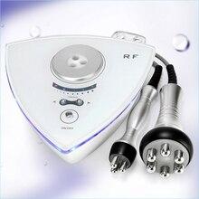 Uso domestico Mini 3 Polare RF faccia Polare RF Modella Corpo Che Dimagrisce Strumento di Bellezza di Ringiovanimento Della Pelle