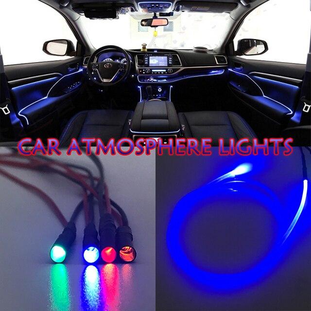 cheap voor bmw ford honda saab panel verlichting voor auto binnen reift cool with 7x neon verlichting in het interieur