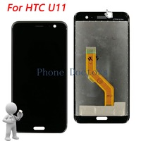 5 5 Full LCD DIsplay Touch Screen Digitizer Assembly For HTC U11 U 3w U 1w