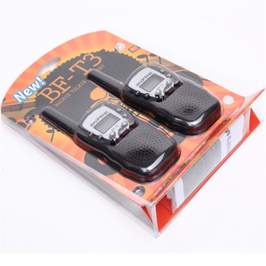 Image 5 - BF T3 Walkie talkie 2 Delige Set Baofeng T388 PMR GMRS Mini Handheld Walkie talkie Kinderen Draadloze Radio Civiele reizen