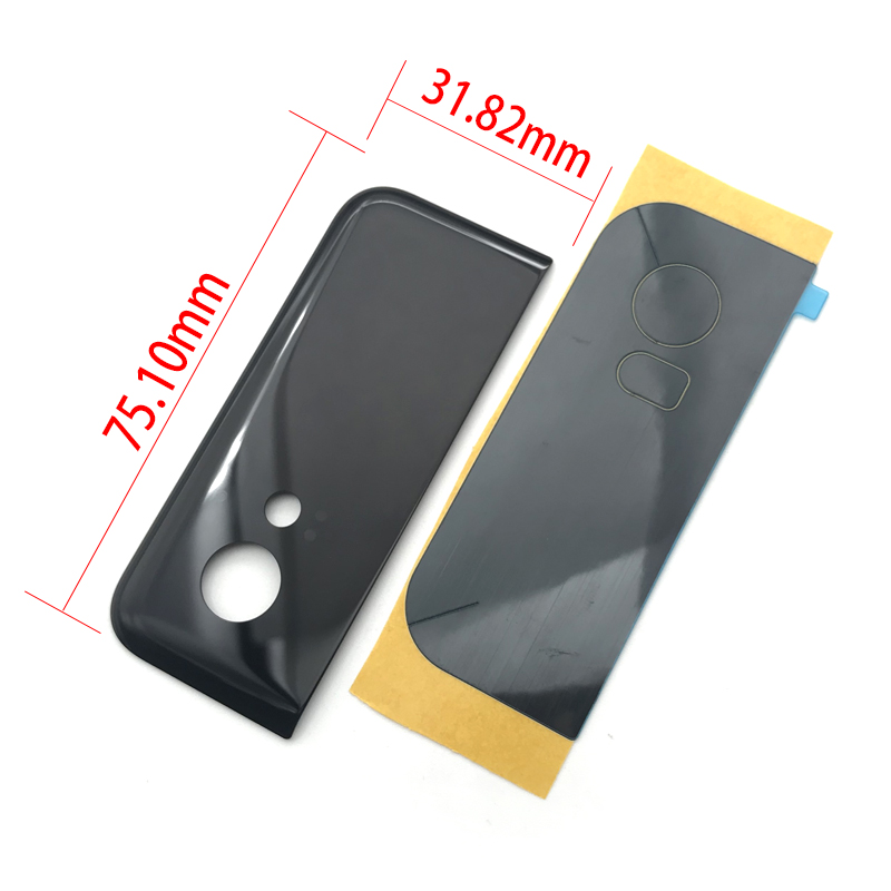 New For Google Pixel 2 Xl G011c 6.0 Inch Rear Back Camera Glass Lens Cover Replacement Parts With Adhesive Sticker Other Jewelry & Watches Advertising