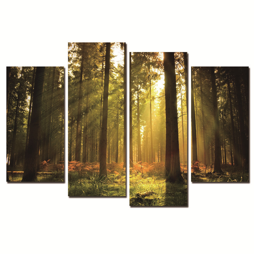 Online Get Cheap Strand Canvas Schilderij -Aliexpress.com ...