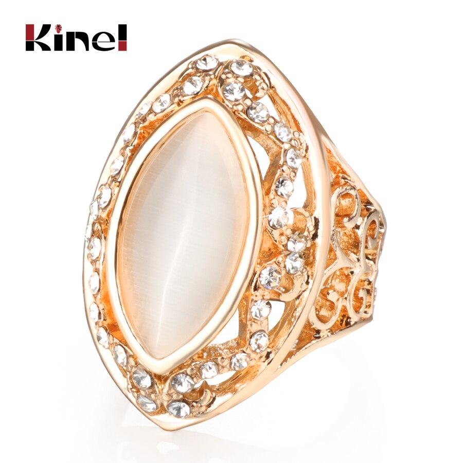 REAL Sterling Silver /& 18K Or Jaune Style Vintage Large Design Band Ring