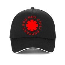 Punk Rap Alternative Rock And Roll Red Hot Chili Peppers cap men Women Print Baseball Caps Music Hip hop Snapback Hat